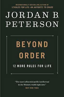 AU45.02 • Buy Beyond Order: 12 More Rules For Life By Jordan B. Peterson (English) Hardcover B