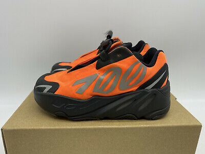 $ CDN226.92 • Buy Adidas Yeezy Boost 700 MNVN Orange Infant Size 8.5K Kids Baby Shoes