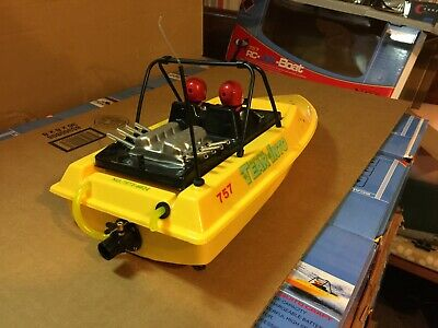 $ CDN351.83 • Buy Nqd Yellow Tear Into 757-6024 Rtr Brushless Rc Jet Watercooled Boat *super Fast*