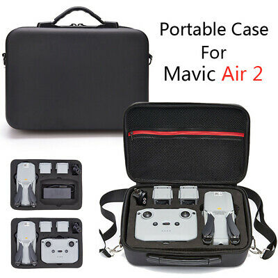 AU36.95 • Buy Portable Hardshell Carrying Case Waterproof Storage Case For DJI Mavic Air 2