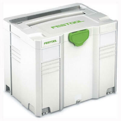 £55.95 • Buy Festool SYSTAINER SYS 4 T-LOC Tool Case