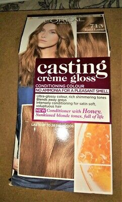 ICED LATTE Casting Creme Gloss By L'Oreal • 1.99£