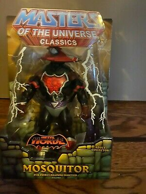$120 • Buy Mosquitor Figure Masters Of The Universe Classics MOTU 2012 Mattel New On Card