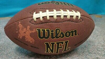 AU199 • Buy Wilson Nfl Replica Football Signed By Peyton Manning