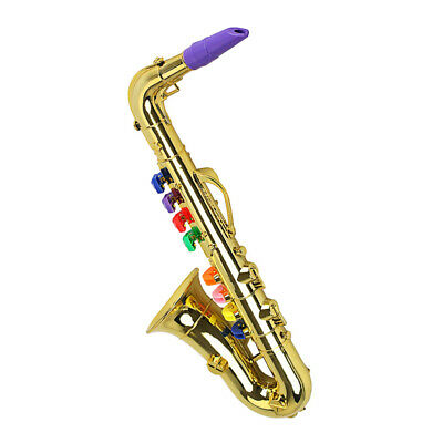£11.15 • Buy 1 Pc Trumpet Toy 8 Rhythms Durable Plastic Saxophone Trumpet Toy For Kids