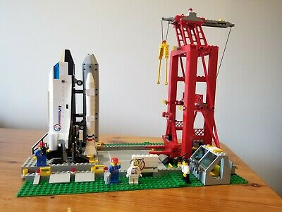 ## RARE Vintage Lego 6339 - Space Shuttle And Launchpad 100% Complete • 115£