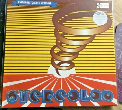 £38.50 • Buy STEREOLAB ~ EMPEROR TOMATO KETCHUP ~ Limited Edition CLEAR VINYL 3LP ~ UNPLAYED