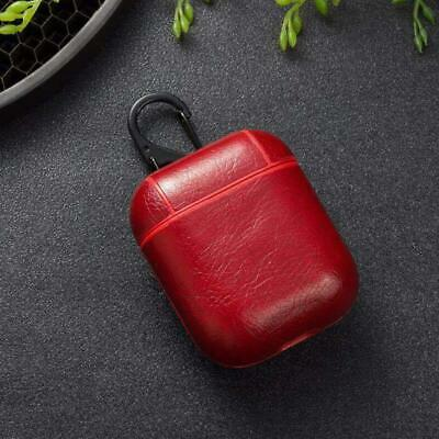 $ CDN4.74 • Buy Leather Airpods Case Cover For Apple Airpod 1 2 3 Earphone Protective Skin L5V8