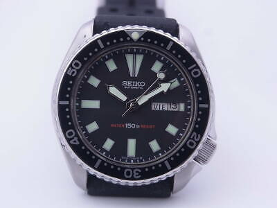 $ CDN291.04 • Buy Seiko Diver Automatic 6309-7290 Day/Date Vintage Men's Watch 1987 Wl22916
