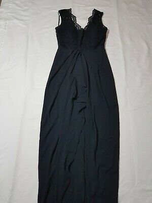AU25.50 • Buy Womens Black Forever New Dress Size 10