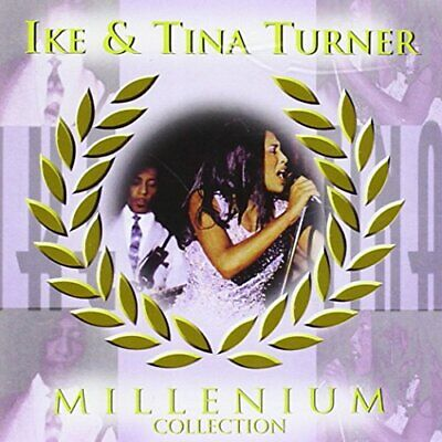 Turner Ike And Tina - Millenium Collection - Turner Ike And Tina CD TKVG The The • 4.82£
