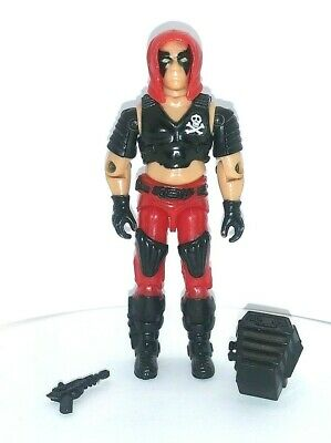 $ CDN125.53 • Buy Gi Joe 1984 Zartan Custom Red Shadows Palitoy Action Force Figure