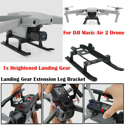 AU15.95 • Buy Heightened Tripod Landing Gear Protection For DJI Mavic Air 2 Drone Accessories