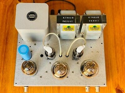 £5451.81 • Buy 300b Single End Power Amp Top Quality Partridge Output Transformer Made In Japan