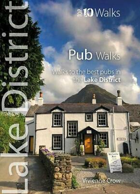 Pub Walks: Walks To Cumbria's Best Pubs (Lake District To New Paperback Book • 9.36£