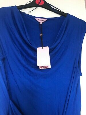 Phase Eight Front Tie Top 14 • 5.50£