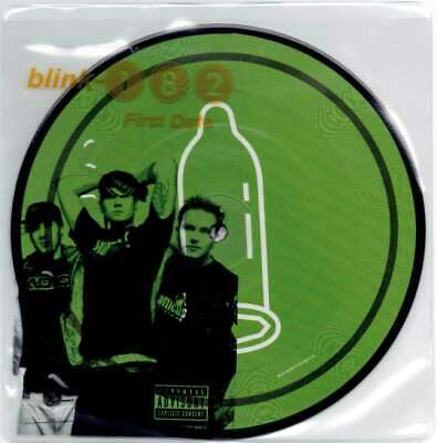 Blink-182 – First Date - UK 7  Single, Picture Disc • 20£