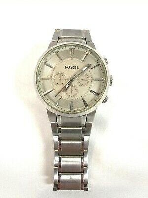 $39.99 • Buy Men's Fossil Watch Not Working For Parts