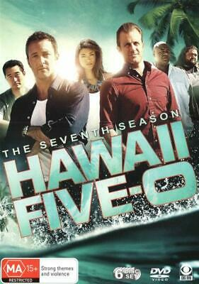 AU30.99 • Buy Hawaii Five-0 (2010): Season 7 (2016) [new Dvd]