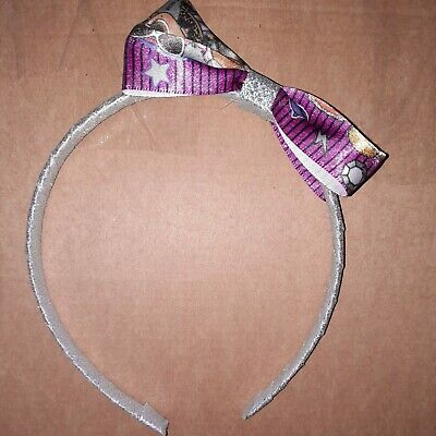 LOL Surprise Hairband Headband With Bow Alice Silver Band LOL Bow • 3.34£