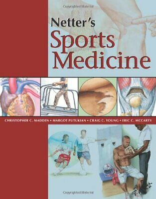 £36.90 • Buy Netter's Sports Medicine (Netter Clinical Science) By Madden MD FACSM, Christ…