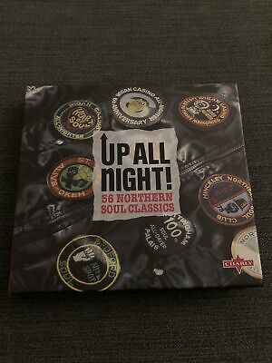 Various Artists - Up All Night! 56 Northern Soul Classics (2CD) • 8.99£