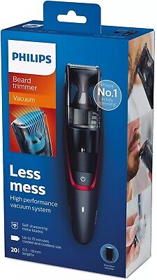 AU108.26 • Buy Philips Series 7000 Vacuum Beard Trimmer BT7500/13