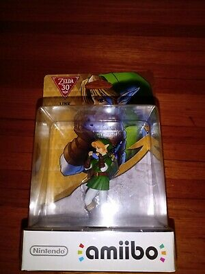 AU75 • Buy Nintendo Amiibo Legend Of Zelda: Ocarina Of Time Link New And Sealed
