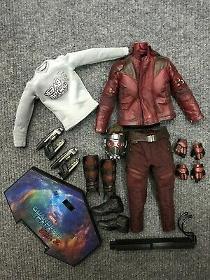 $ CDN201.04 • Buy Hot Toys 1/6 Guardians Of The Galaxy Vol.2 Star Lord MMS421 Suit Set For Figure