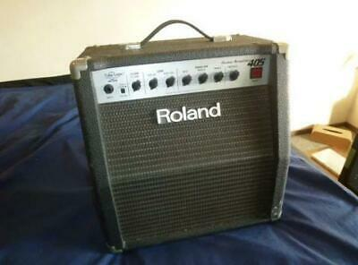AU235.64 • Buy Roland 405 Guitar Amplifier Tube Logic Technology Features W38xH38xD26cm Shape