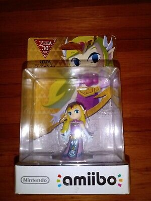 AU70 • Buy Nintendo Amiibo - Zelda 30th Anniversary The Wind Waker - Zelda - Brand New