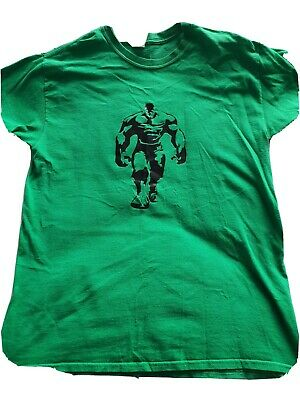 Incredible Hulk Gym T-Shirt • 2.50£