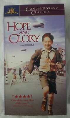 AU3.92 • Buy Hope And Glory (VHS Tape, 1999, World Films Movie) Sebastian Rice-Edwards, Sarah