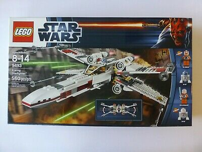 £126.76 • Buy Lego Star Wars 9493 X-Wing Starfighter Sealed NEW Free US Shipping