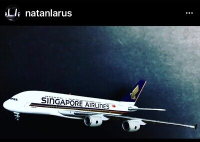 AU300.19 • Buy Singapore Airlines Exclusive Model - 1:500 Airbus A380 Sealed