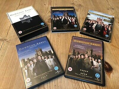 Downton Abbey - Series 1-4 - Complete - Individual Series Sets • 15£