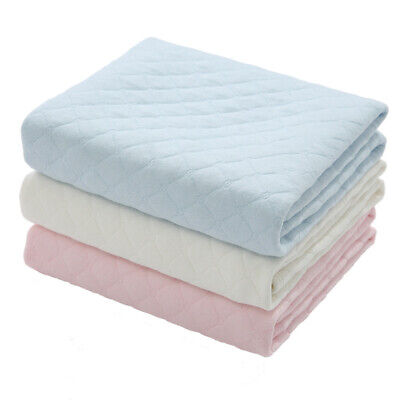 £8.34 • Buy Reusable Washable Absorbent Incontinence Bed Pads Sheet Mattress Protector SoftR