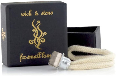 £8.99 • Buy Small Replacement Wick (Boxed) For Use In Ashleigh & Burwood Fragrance Lamp