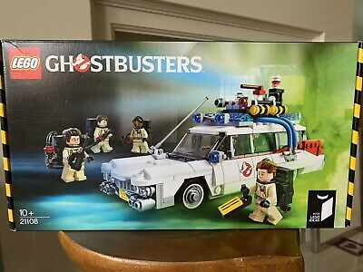 LEGO Ideas 21108 Ghostbusters Ecto-1 - Brand New In Box • 95£