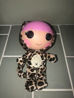 Lalaloopsy Doll Little Sister - Whiskers Lion's Roar Rare Discontinued • 7£