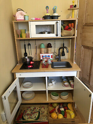 Ikea Duktig Kitchen With Loads Of Accessories And Play Sets • 42£