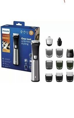 AU99.14 • Buy Series 7000 12-in-1 All-In-One Trimmer, Ultimate Grooming Kit For Beard!!