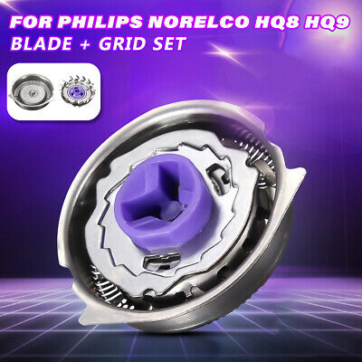 AU9.60 • Buy For Philips HQ9 Shaving Replacement Shaver Razor Heads Blade Cutter +Net 🚗
