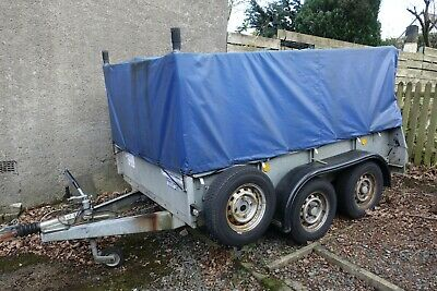Ifor Williams Gd85 Twin Axle Ramp Tail Gate Goods Trailer  • 2,500£