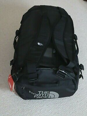 The North Face Base Camp Duffel Black Small - Brand New - No Reserve • 50£