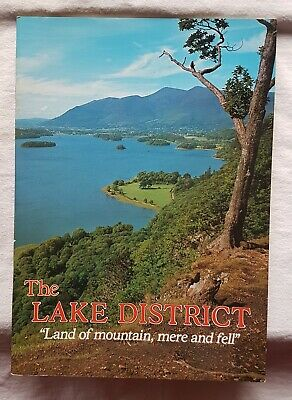 Vintage Lake District Guide Book • 1£