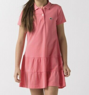 Lacoste Pink Dress Tennis Outfit • 31.92£