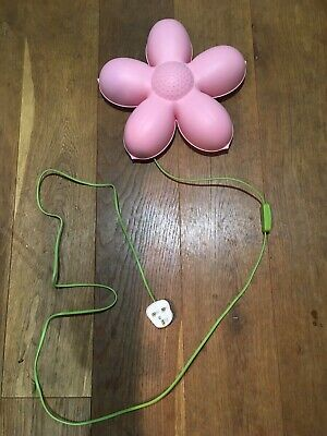 IKEA Pink Flower Wall Light • 0.99£