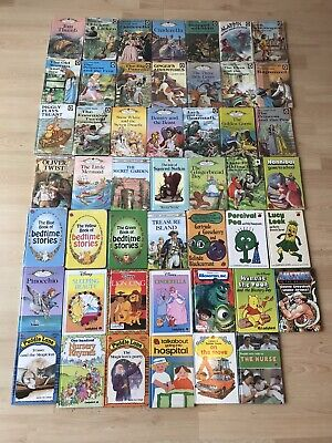 Ladybird Books Vintage Bundle 49 Books Including Cinderella • 30£