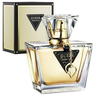 £19.62 • Buy Guess Seductive 75ml EDT Spray *Brand New & Sealed*
